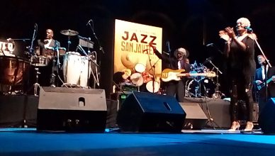 THE JB's at San Javier jazz festival