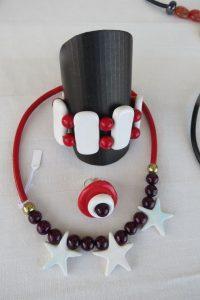 joyería en cerámica
