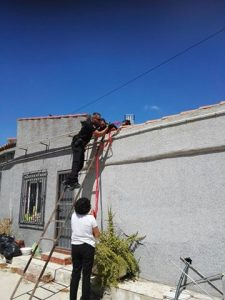 20160812 - DRAMATIC RESCUES IN ORIHUELA 1