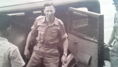 George Formby in Lebanon in 1942 (c)