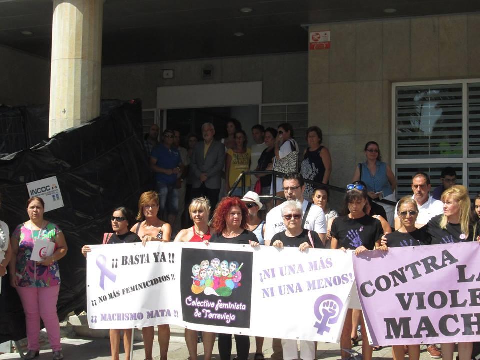 Torrevieja protest