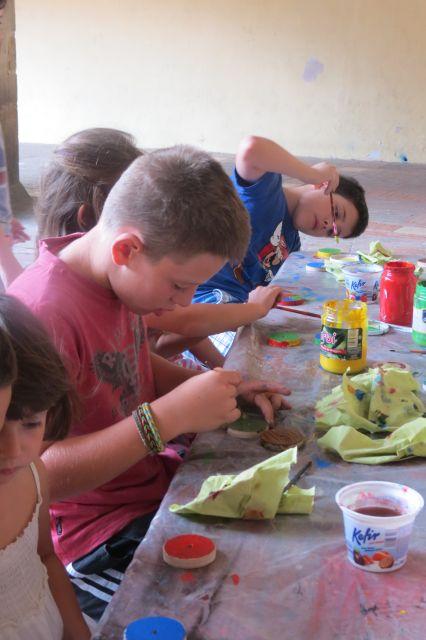 taller para los niños