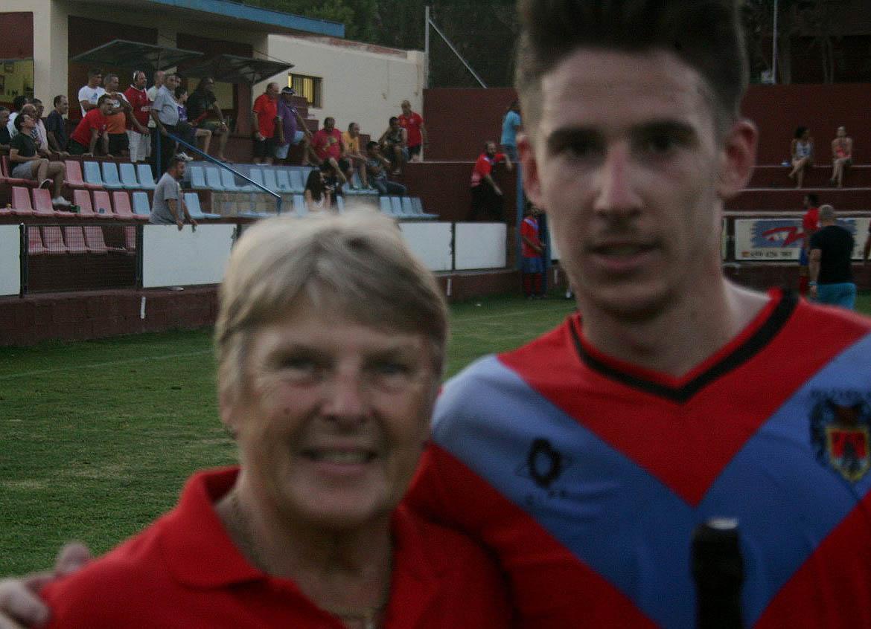 Man of the Match: Javi Torrano.