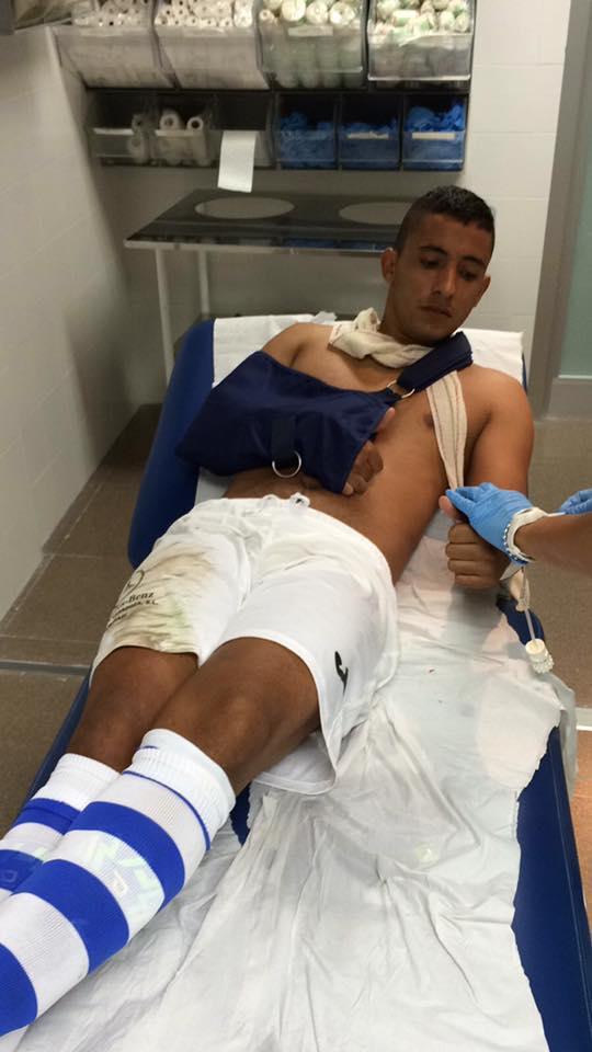 Omar - emergency surgery
