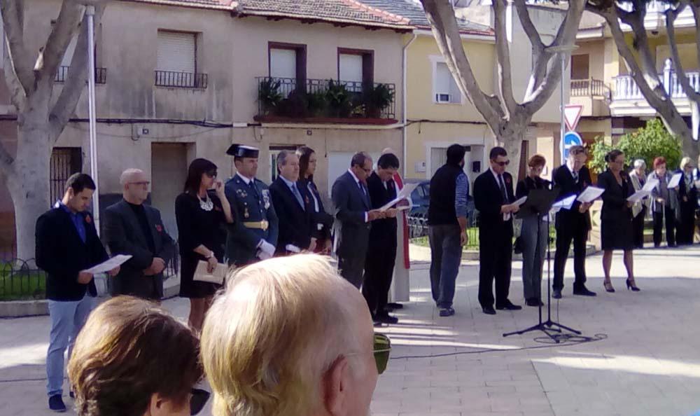 The La Marina/Gran Alacant RBL service was held in San Fulgencio