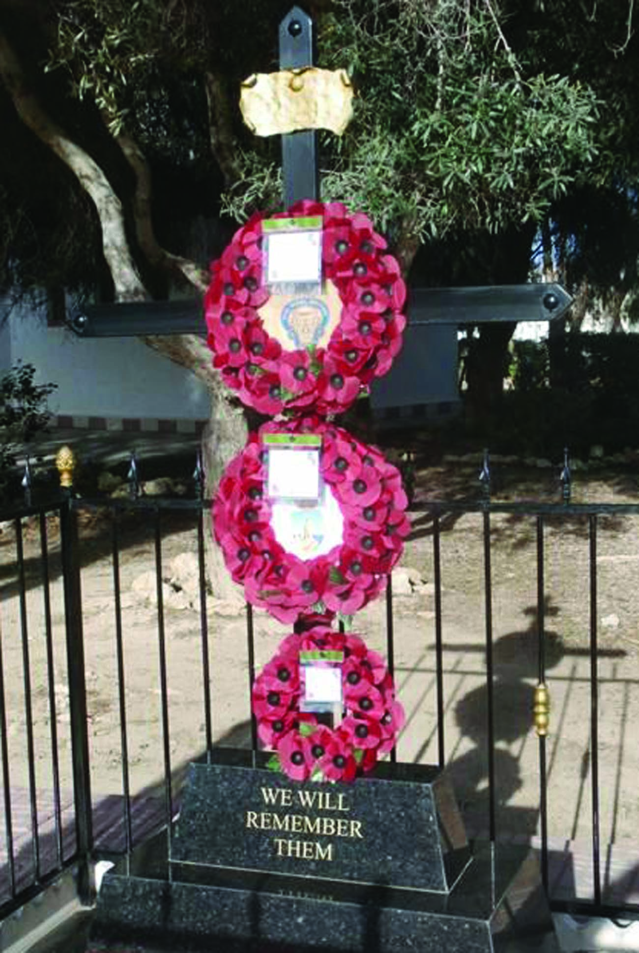 Torrevieja Garden of remembrance